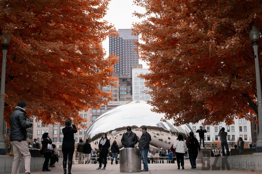 Millenium Park in the Fall pt.1